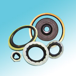 Bonded Seals ( Rubber & Iron Material)