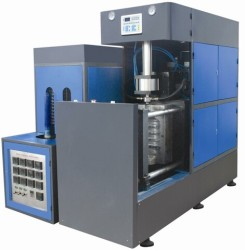 bottle blow molding machines