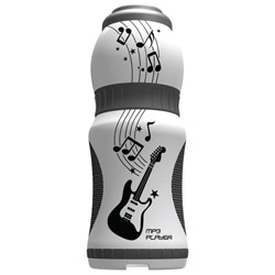bottle type mp3 player