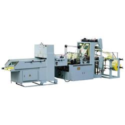bottom seal bag making machines