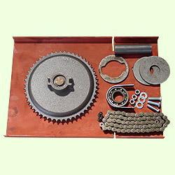 bracket sets for side motor