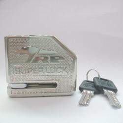 brake disk locks