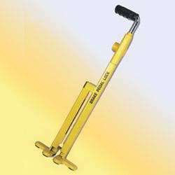 brake pedal locks