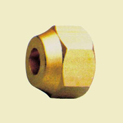 brass swivel nuts