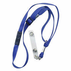 deluxe length adjustable breakaway lanyard