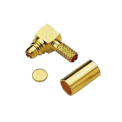 cable assembly coaxial connector