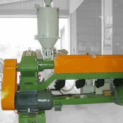 cable extrusion main body cable extruder