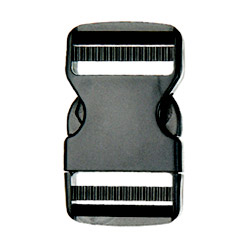 camber dual adjustable side release buckle
