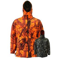 camouflage reversible jacket