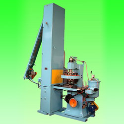 automatic irregular can end lining machine
