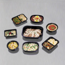 can microwave meal trays