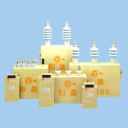 capacitors for low frequency furnace