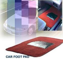 car foot pads
