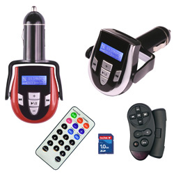 car mp3 fm transmitters