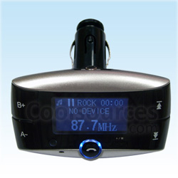 car mp3 players with bluetooth
