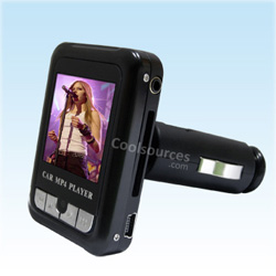 car mp4 players with bluetooth