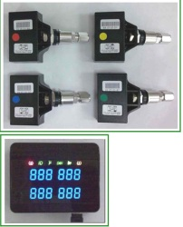 Car Tire Pressure Meter Systems
