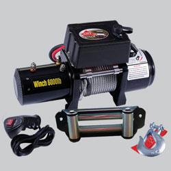 car winch