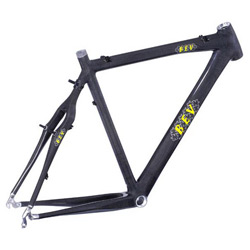 carbon cyclecross frame