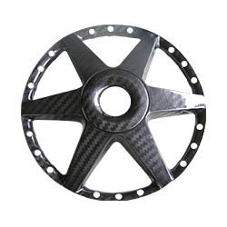 carbon fiber rim cover