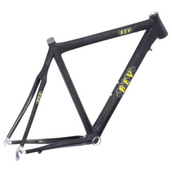 carbon racing frame