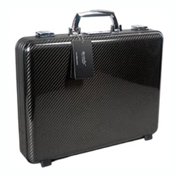 carbon suitcase
