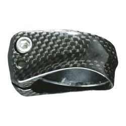 carbon wrap 2 bolts seat clamp