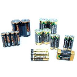 carbon zinc batterie