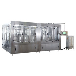 carbonated beverage filling machines