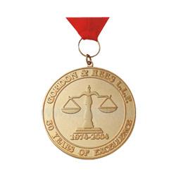 die struck / cast medals