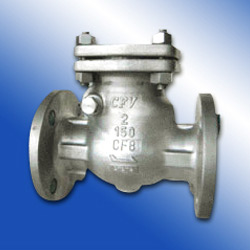 cast stainless steel check valves