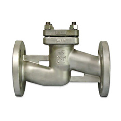 cast stainless steel lift check valves