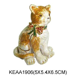cat jewelry boxes
