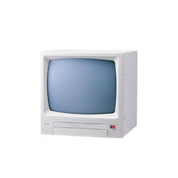cctv crt monitor