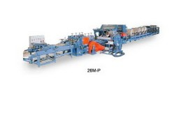 Laminated PP + Paper Cement Bag Making Machines