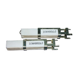 cement wire wound resistors
