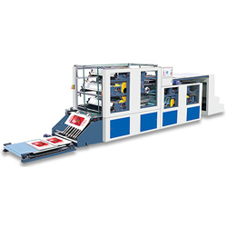 center-impress style flexo printing machines