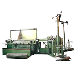 chain link fence machines