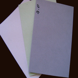 chemical sheets