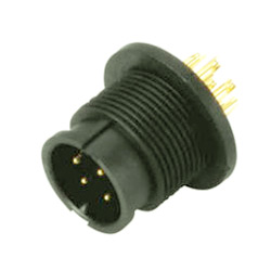 circular connector moulded plug soldes types