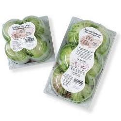 clamshell packaging for vegetables