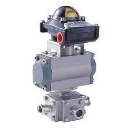 clean ball valves