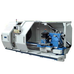cnc heavy duty lathes