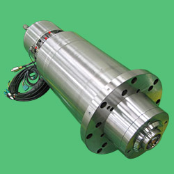 cnc high frequency motor spindle