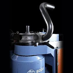 cnc proportional servo tube bender