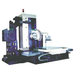 cnc t type horizontal boring machine