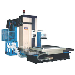 cnc  t type horizontal milling machines