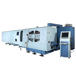 cnc tube and bar machining centers