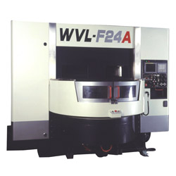 cnc vertical wheel turning lathes