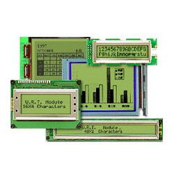 cob character and graphic lcd modules